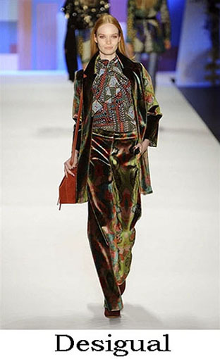 Desigual Fall Winter 2016 2017 Lifestyle For Women Look 16