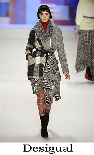 Desigual Fall Winter 2016 2017 Lifestyle For Women Look 32