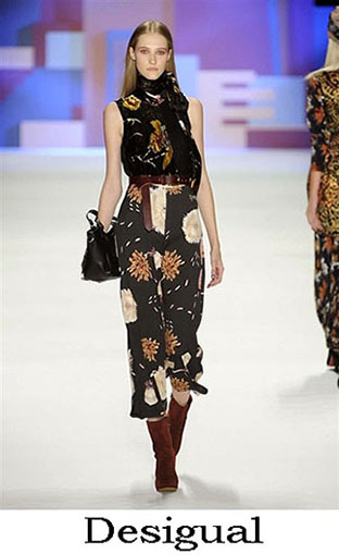 Desigual Fall Winter 2016 2017 Lifestyle For Women Look 4