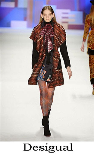 Desigual Fall Winter 2016 2017 Lifestyle For Women Look 7