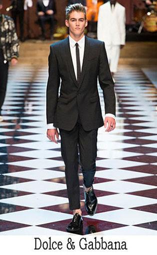 Dolce Gabbana Spring Summer 2017 Brand Style Men 1