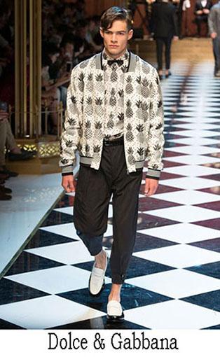 Dolce Gabbana Spring Summer 2017 Brand Style Men 12