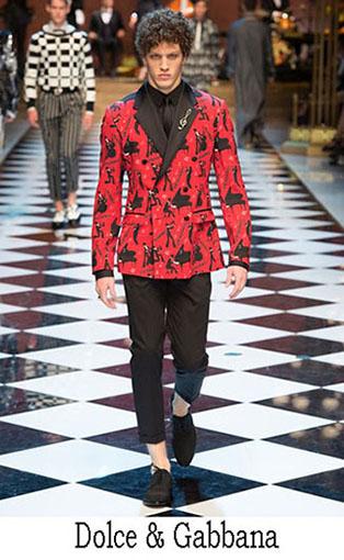 Dolce Gabbana Spring Summer 2017 Brand Style Men 16