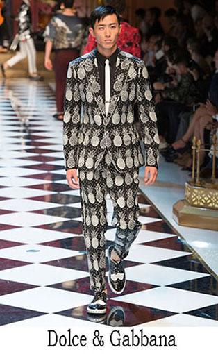 Dolce Gabbana Spring Summer 2017 Brand Style Men 18