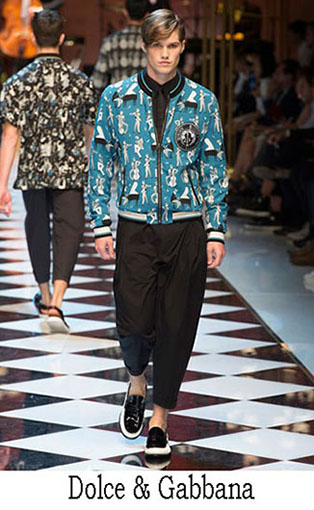 Dolce Gabbana Spring Summer 2017 Brand Style Men 19