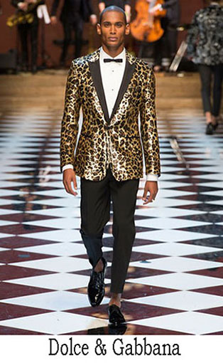 Dolce Gabbana Spring Summer 2017 Brand Style Men 2