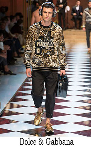 Dolce Gabbana Spring Summer 2017 Brand Style Men 22