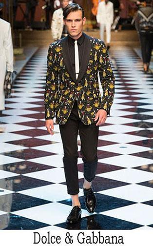 Dolce Gabbana Spring Summer 2017 Brand Style Men 26