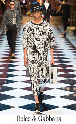 Dolce Gabbana Spring Summer 2017 Brand Style Men 3