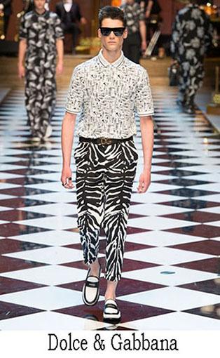 Dolce Gabbana Spring Summer 2017 Brand Style Men 34