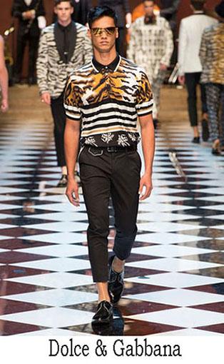 Dolce Gabbana Spring Summer 2017 Brand Style Men 40