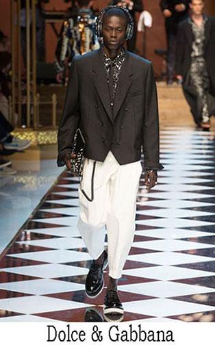 Dolce Gabbana Spring Summer 2017 Brand Style Men 42