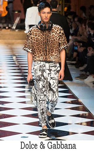 Dolce Gabbana Spring Summer 2017 Brand Style Men 44
