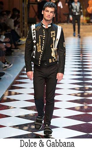 Dolce Gabbana Spring Summer 2017 Brand Style Men 46