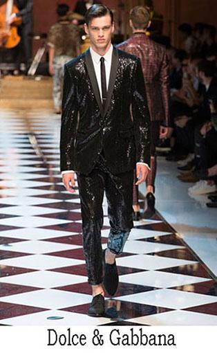 Dolce Gabbana Spring Summer 2017 Brand Style Men 47