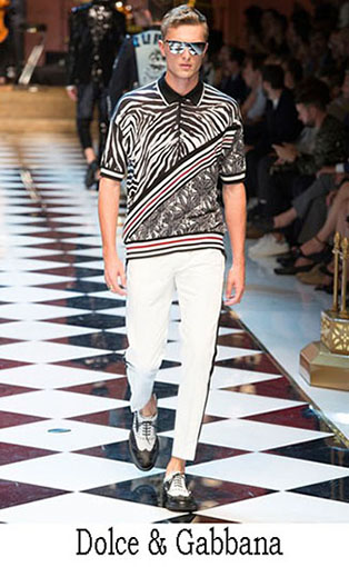 Dolce Gabbana Spring Summer 2017 Brand Style Men 49