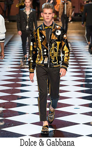 Dolce Gabbana Spring Summer 2017 Brand Style Men 54