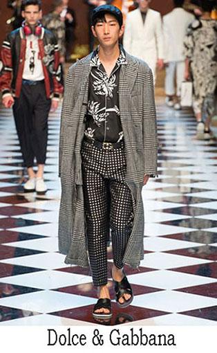 Dolce Gabbana Spring Summer 2017 Brand Style Men 6