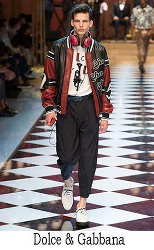 Dolce Gabbana Spring Summer 2017 Brand Style Men 7
