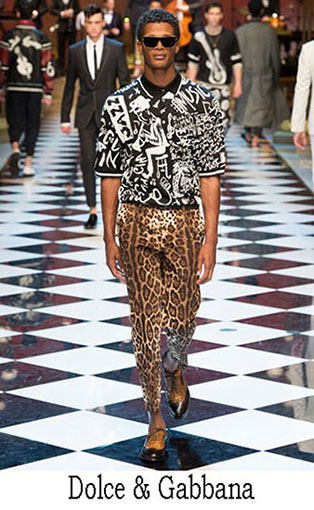 Dolce Gabbana Spring Summer 2017 Brand Style Men 9