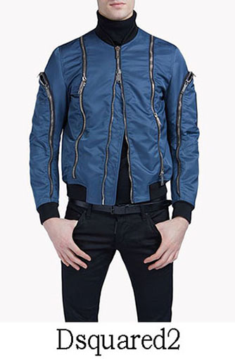 Dsquared2 Jackets Fall Winter 2016 2017 For Men Look 10