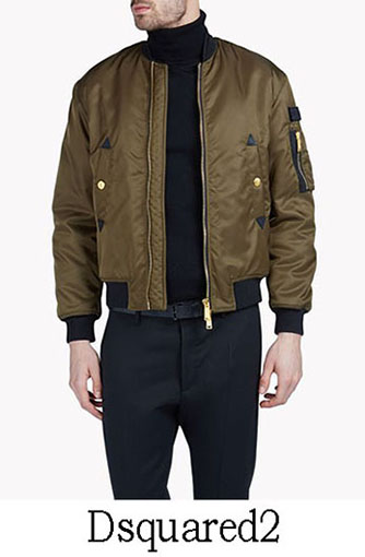Dsquared2 Jackets Fall Winter 2016 2017 For Men Look 15