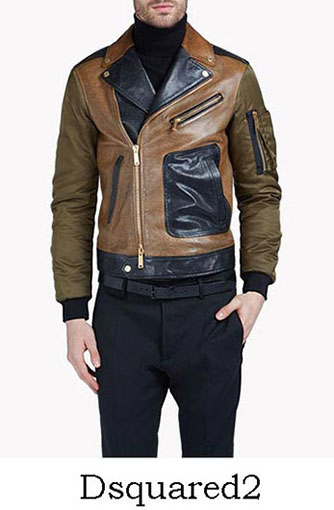 Dsquared2 Jackets Fall Winter 2016 2017 For Men Look 16