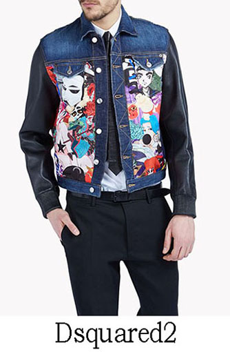 Dsquared2 Jackets Fall Winter 2016 2017 For Men Look 18