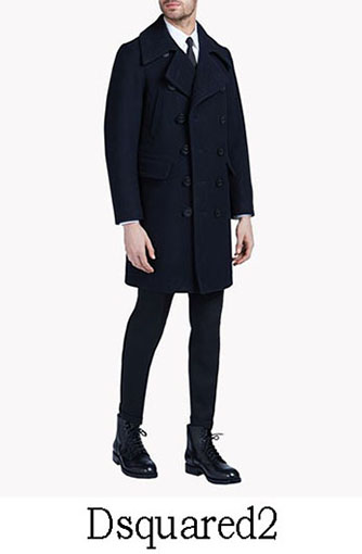 Dsquared2 Jackets Fall Winter 2016 2017 For Men Look 2