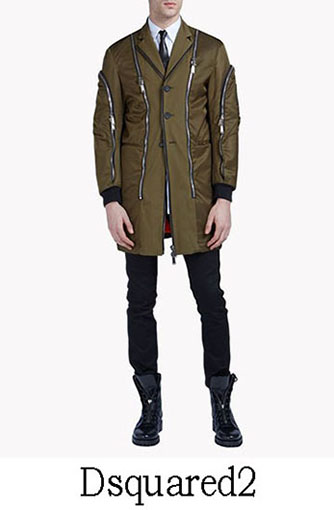 Dsquared2 Jackets Fall Winter 2016 2017 For Men Look 20