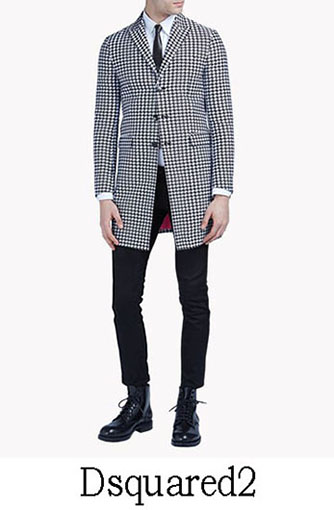Dsquared2 Jackets Fall Winter 2016 2017 For Men Look 21