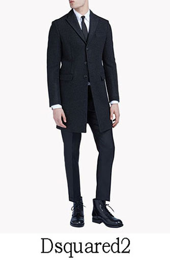 Dsquared2 Jackets Fall Winter 2016 2017 For Men Look 22