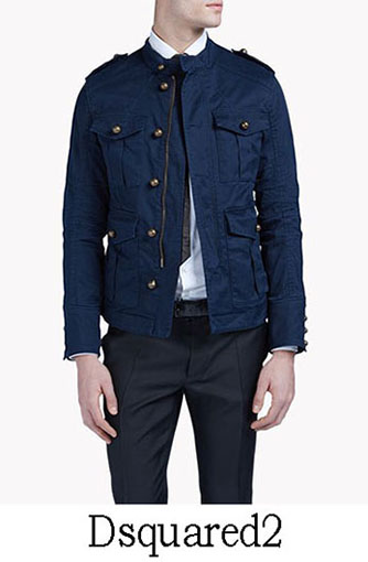 Dsquared2 Jackets Fall Winter 2016 2017 For Men Look 24