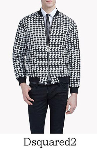 Dsquared2 Jackets Fall Winter 2016 2017 For Men Look 25