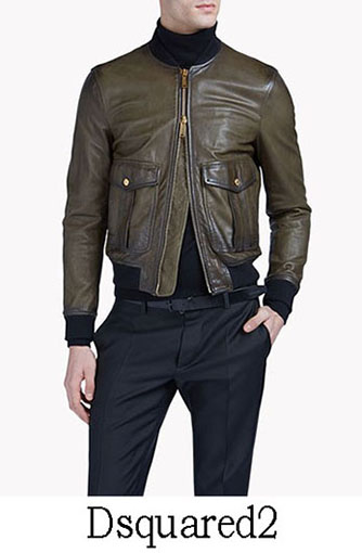 Dsquared2 Jackets Fall Winter 2016 2017 For Men Look 26