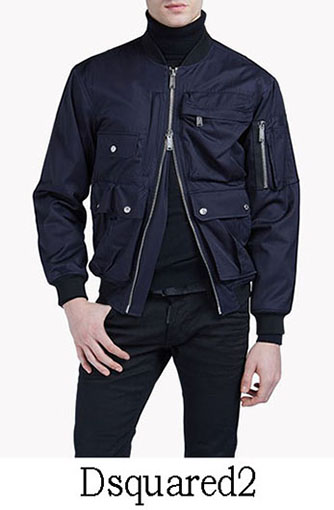Dsquared2 Jackets Fall Winter 2016 2017 For Men Look 27