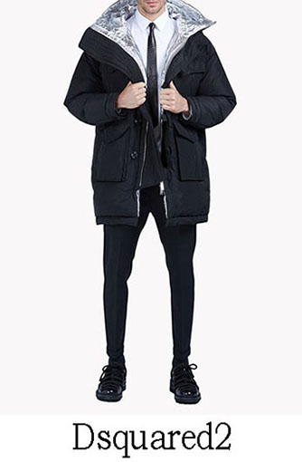 Dsquared2 Jackets Fall Winter 2016 2017 For Men Look 29
