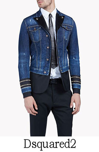 Dsquared2 Jackets Fall Winter 2016 2017 For Men Look 37