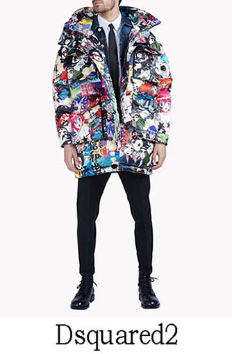 Dsquared2 Jackets Fall Winter 2016 2017 For Men Look 4