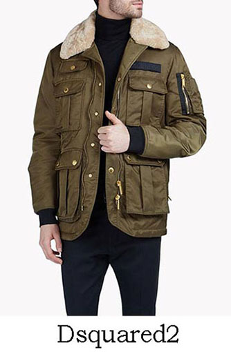 Dsquared2 Jackets Fall Winter 2016 2017 For Men Look 42