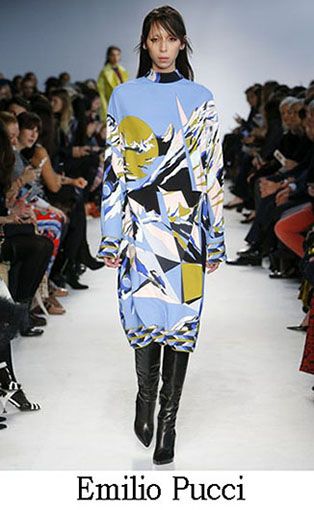 Emilio Pucci Fall Winter 2016 2017 Fashion For Women 1