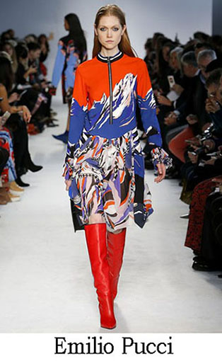 Emilio Pucci Fall Winter 2016 2017 Fashion For Women 10