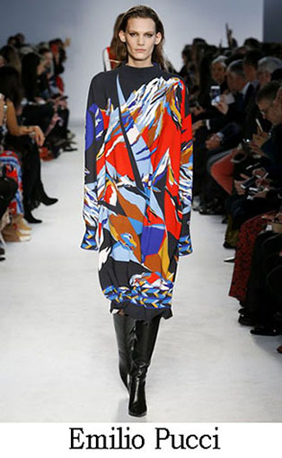 Emilio Pucci Fall Winter 2016 2017 Fashion For Women 11