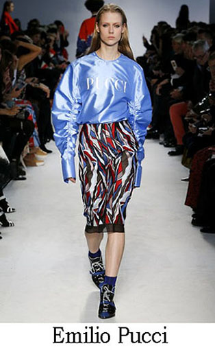 Emilio Pucci Fall Winter 2016 2017 Fashion For Women 12