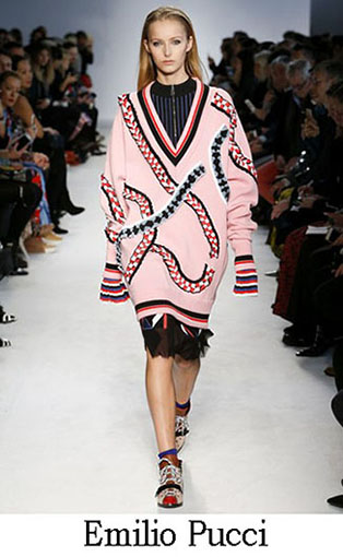 Emilio Pucci Fall Winter 2016 2017 Fashion For Women 16