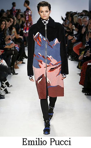 Emilio Pucci Fall Winter 2016 2017 Fashion For Women 19