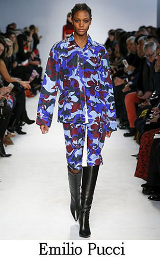 Emilio Pucci Fall Winter 2016 2017 Fashion For Women 22