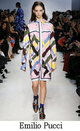 Emilio Pucci Fall Winter 2016 2017 Fashion For Women 26