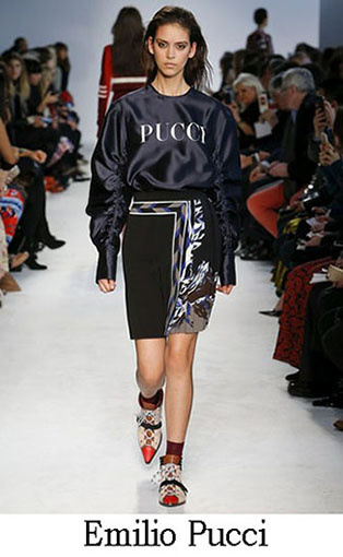 Emilio Pucci Fall Winter 2016 2017 Fashion For Women 28