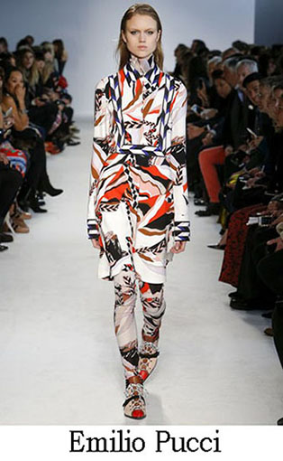 Emilio Pucci Fall Winter 2016 2017 Fashion For Women 31